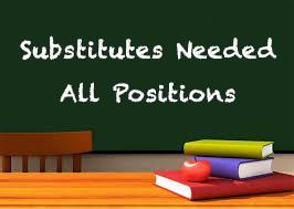 Substitute teaching at Chelmsford Public Schools