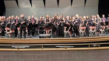 Chelmsford student musicians-MMEA