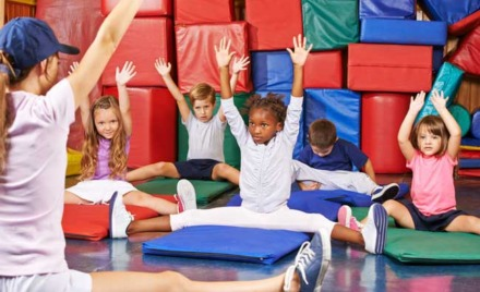Elementary Physical Education Curriculum