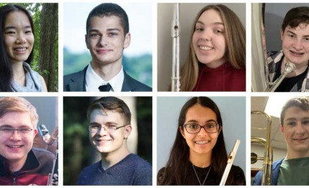 Chelmsford High School Band and Orchestra MMEA All-State