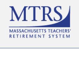 Massachusetts Teachers Retirement System