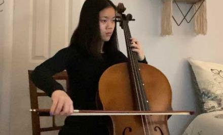 Chelmsford High School Sophomore Grace Saba-Philadelphia International Music Festival