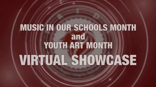 Chelmsford Public Schools Music in Our Schools Month/Youth Art Month