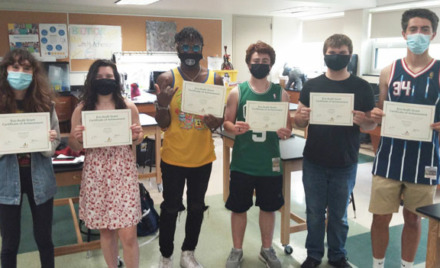 Chelmsford High School Environmental Science Grant