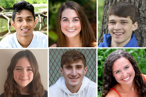 Chelmsford High School March Students of the Month