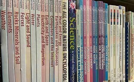 Chelmsford Public Schools Science Summer Work List