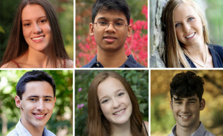 Chelmsford High School April Students of the Month