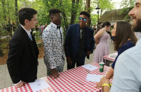 Chelmsford High School Senior Celebration