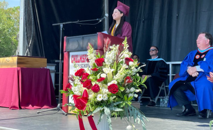 Chelmsford High School 2021 Commencement