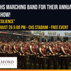 Chelmsford High School Marching Band-Songs of Resilience