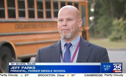Boston 25 News My School Rules-Parker Middle School