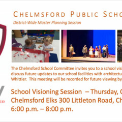 Chelmsford School Visioning Session